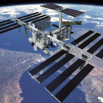 JAXA画像ISS
