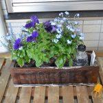 楽々底面給水シート 水面設定型 花プランタ