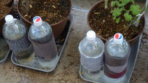 6/8-14底面給水植木鉢給水タンクの増設