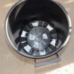 楽々底面給水シート(水面設置型)による底面給水鉢 ウエットティッシュセット
