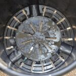 SIMERUS水やりテープで底面潅水鉢(部品のセットの仕方)