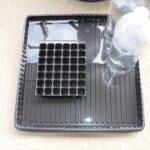 底面給水用定水位水面設定装置(PETボトルタンク活用型) 下部構造