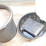 自動注水水面設定装置 全体構成(大きさの条件)②