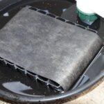 底面設置用 底面給水鉢の台座 楽々底面給水シートセット例 詳細