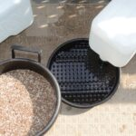 SIMERUS底面給水鉢 具体的設置方法 詳細