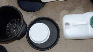 自動注水水面設定装置 全体図(部品類)