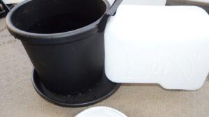 自動注水水面設定装置 全体構成(大きさの条件)大きすぎる場合の問題