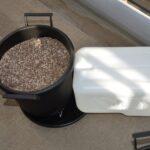 底面設置用 底面給水鉢の台座 楽々底面給水シートと給水タンク